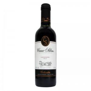 Vinho Casa Silva Coleccion Carmenere 375 ml