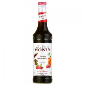 Xarope Monin Cha Preto com Framboesa 700 ml