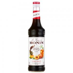 Xarope Monin Cha Preto com Pessego 700 ml