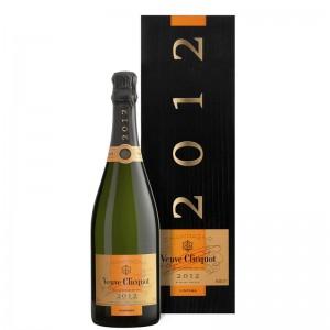 Champagne Veuve Clicquot Vintage Brut 2012