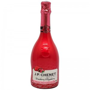 Espumante J P Chenet Fashion Strawberry Raspberry 750 ml