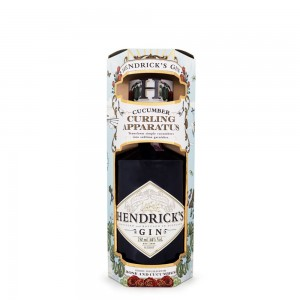 Gin Hendricks + Cortador 750 ml