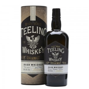 Whisky Teeling Single Malt 700 ml