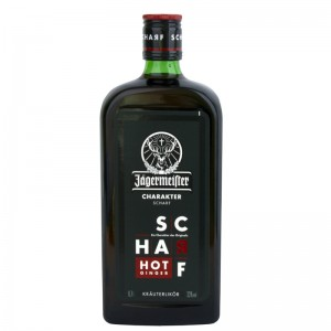 Aperitivo Jagermeister Scharf 700 ml