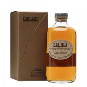 Whisky Nikka Pure Malt Black 500 ml