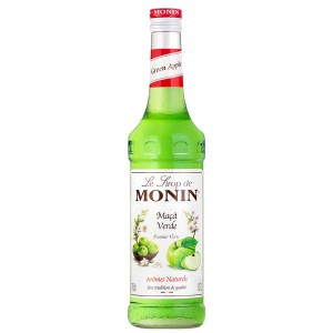 Xarope Monin Maça Verde 700 ml