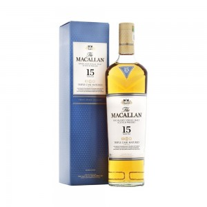 Whisky The Macallan Triple Cask 15 Anos 700 ml