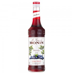 Xarope Monin Mirtilo 700 ml