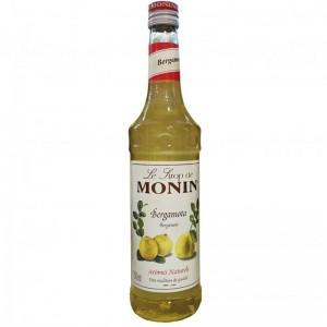 Xarope Monin Bergamota 700 ml