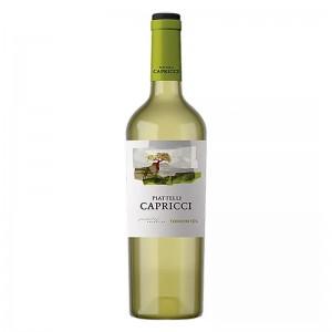 Vinho Capricci Piattelli Torrontes 375 ml