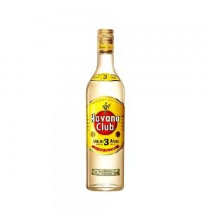 Rum Havana Club Anejo 3 Anos 750 ml