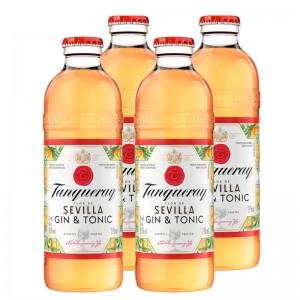 Gin Tanqueray & Tonic Sevilla 275 ml - Kit 04