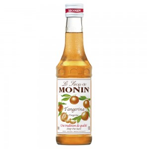 Xarope Monin Tangerina 250 ml