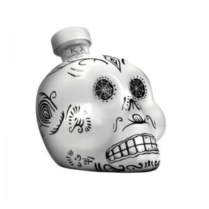 Tequila Kah Branco 700ml - Porcelana Branca