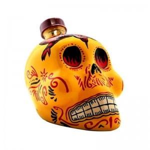 Tequila Kah Reposado 700ml - Porcelana Amarela