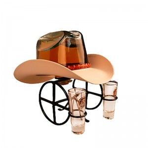 Tequila Rodeo Sombrero Reposado 1000 ml