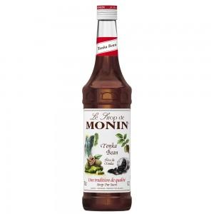 Xarope Monin Feve de Tonka Bean 700 ml