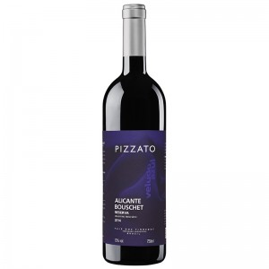 Vinho Pizzato Alicante Bouschet Tinto Seco 750 ml