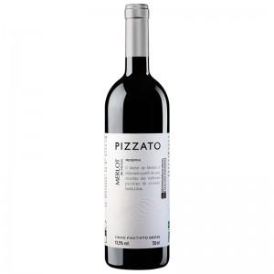 Vinho Pizzato Merlot Reserva Tinto Seco 750 ml