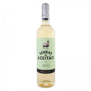 Vinho Serras De Azeitao Branco 750 ml