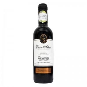 Vinho Casa Silva Reserva Cabernet Sauvignon 375 ml