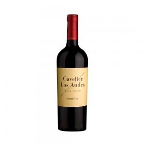 Vinho Cuvelier Los Andes Grand Vin 750 ml