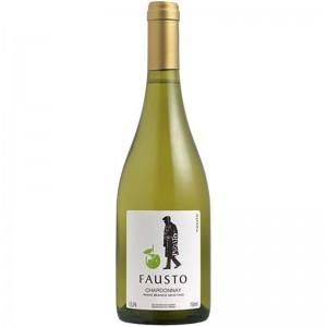 Vinho Fausto Chardonnay 750 ml
