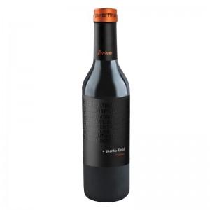 Vinho Punto Final Malbec Etiqueta Preta 375 ml