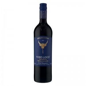 Vinho Toro Loco Vendimia Sel DOP Vegano 750 ml