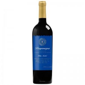 Vinho Bayanegra Tempranillo Premier Blue Label 750 ml