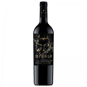 Vinho Casillero Del Diablo Black Cabernet Sauvignon 750ml