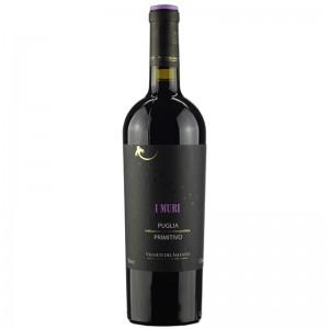 Vinho I Muri Puglia Primitivo 750 ml