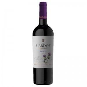 Vinho Los Cardos Malbec 750 ml