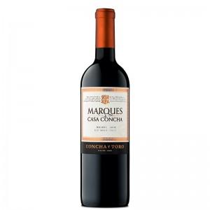Vinho Marques De Casa Concha Malbec 750 ml