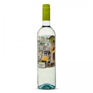 Vinho Porta 6 Branco Verde 750 ml
