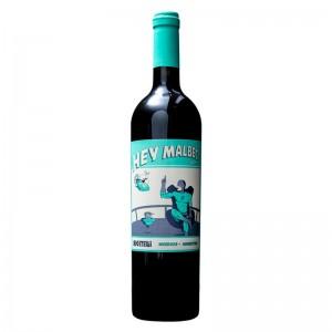 Vinho Riccitelli Hey Malbec Mendoza 750 ml