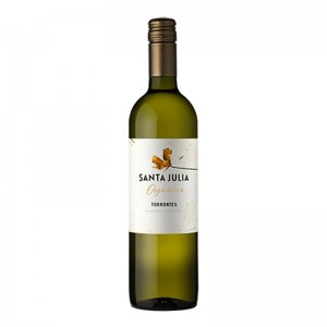 Vinho Santa Julia Organica Torrontes 750 ml