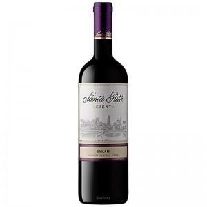 Vinho Santa Rita Reserva Syrah 750 ml