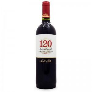 Vinho Santa Rita 120 Reserva Especial Cabernet Sauvignon 750 ml