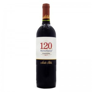 Vinho Santa Rita 120 Reserva Especial Carmenere 750 ml