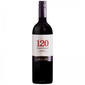 Vinho Santa Rita 120 Reserva Especial Syrah 750 ml