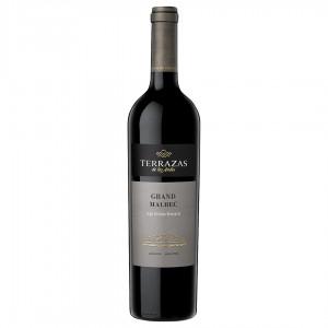 Vinho Terrazas De Los Andes Grand Malbec 750ml
