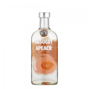 Vodka Absolut Apeach 750 ml