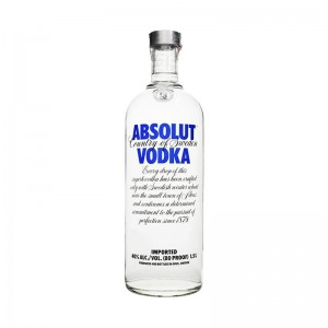 Vodka Absolut Natural 1500 ml