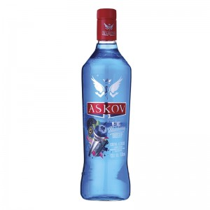 Vodka Askov Blueberry 900 ml