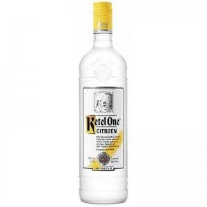 Vodka Ketel One Citroen 1000 ml