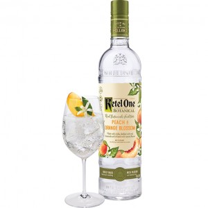 Vodka Ketel One Peach & Orange Blossom 750 ml