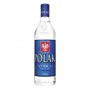 Vodka Polak Tridestilada 950 ml