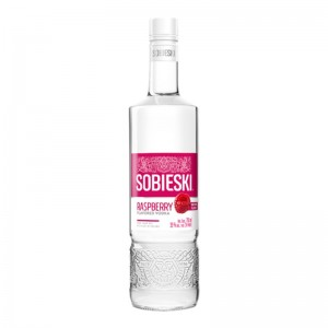 Vodka Sobieski Raspberry 1000 ml