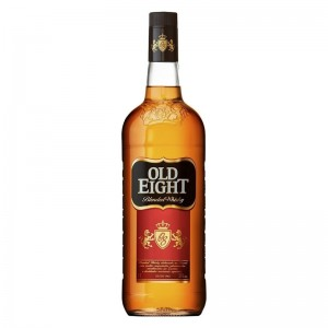 Whisky Old Eight 1000 ml